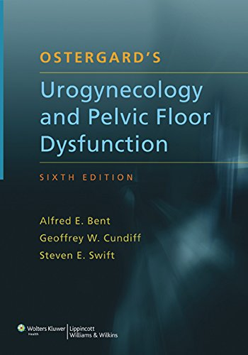 9780781770958: Ostergard's Urogynecology and Pelvic Floor Dysfunction