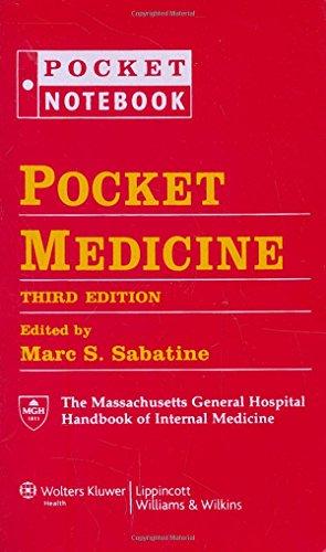 Pocket Medicine : The Massachusetts General Hospital: Marc S. Sabatine