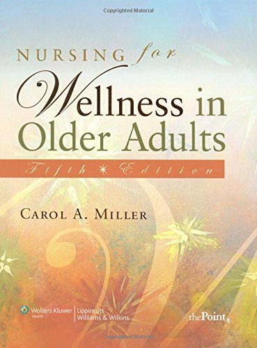 9780781771757: Nursing for Wellness in Older Adults: Theory and Practice
