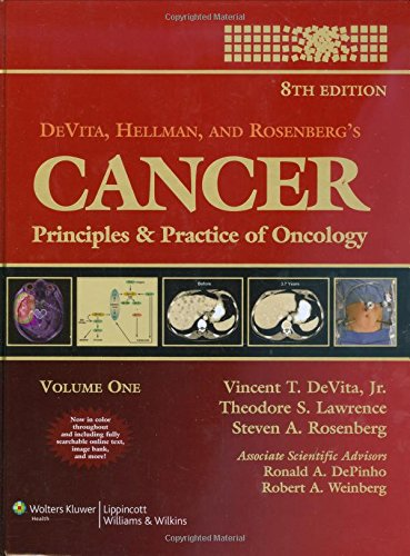 9780781772075: Devita, Hellman, and Rosenberg's Cancer: Principles & Practice of Oncology