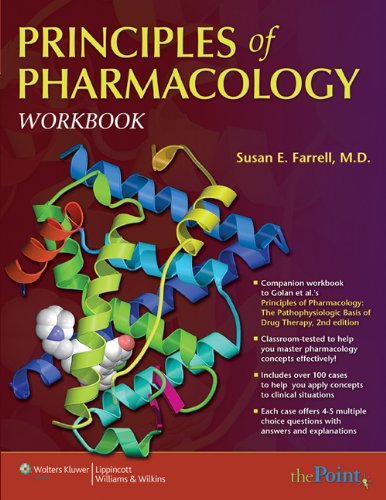 9780781772082: Principles of Pharmacology Workbook (Point (Lippincott Williams & Wilkins))