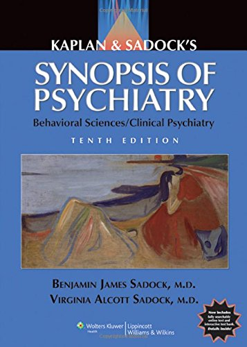 9780781773270: Kaplan and Sadock's Synopsis of Psychiatry: Behavioral Sciences/Clinical Psychiatry