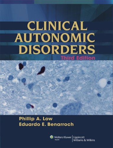 9780781773812: Clinical Autonomic Disorders