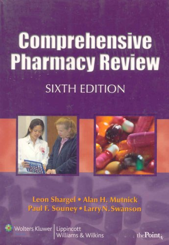 9780781774017: Comprehensive Pharmacy Review + Practice Exams Pkg