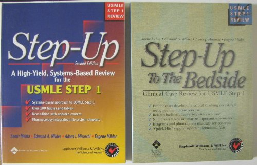 9780781774253: Step Up to the Bedside + Step Up Package (Up Step)