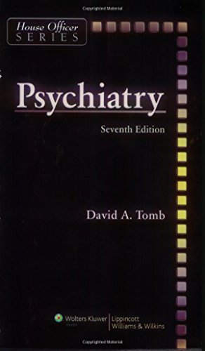 9780781774529: Psychiatry (House Officer Series)