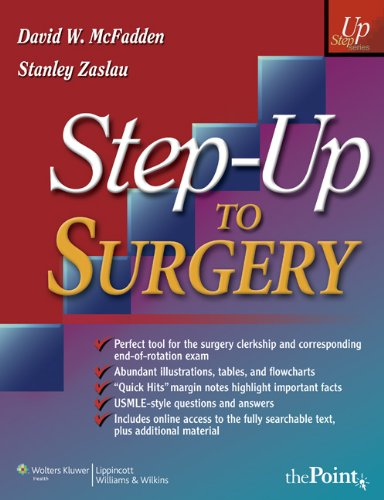9780781774543: Step-Up to Surgery (Step-Up Series)
