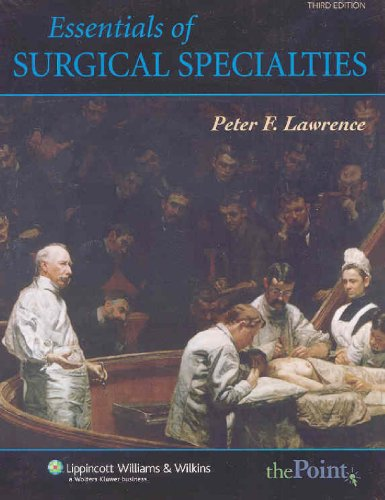 9780781775014: 'Essentials of General Surgery, 4th Edition and Essentials of Surgical Specialties, 3rd edition Set