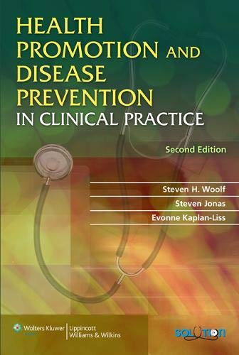 9780781775991: Health Promotion and Disease Prevention in Clinical Practice (Health Promotion & Disease Prevention in Clin Practice)