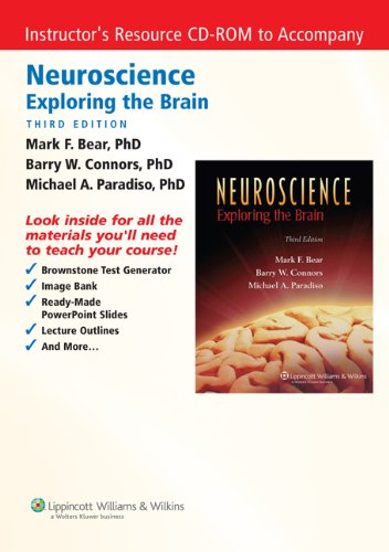 9780781776073: Neuroscience: Exploring the Brain Instructor's Resource