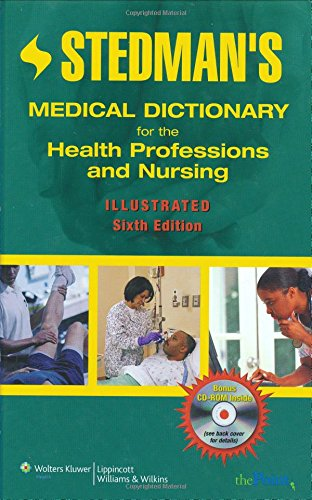 9780781776189: Stedman's Medical Dictionary for the Health Professions and Nursing, Illustrated, 6th Edition
