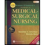 9780781777018: Brunner and Suddarth's Textbook of Medical-Surgical Nursing