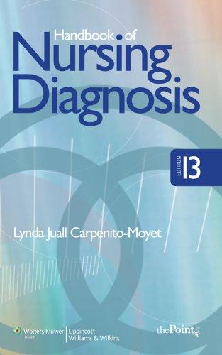 nursing diagnosis handbook ebook