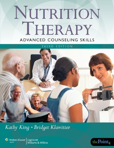 9780781777988: Nutrition Therapy: Advanced Counseling Skills