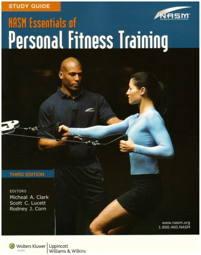 9780781778411: Study Guide to Accompany NASM Essentials of Personal Fitness