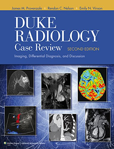 9780781778602: Duke Radiology Case Review: Imaging, Differential Diagnosis, and Discussion
