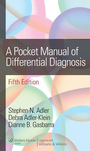 9780781778718: A Pocket Manual of Differential Diagnosis