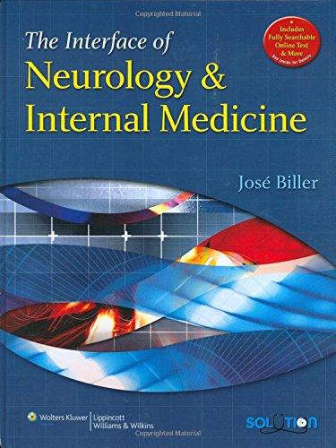 9780781779067: The Interface of Neurology and Internal Medicine
