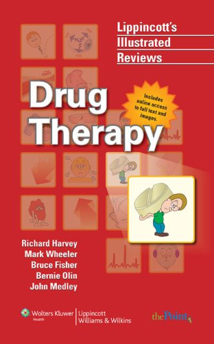 9780781779470: Lippincott's Illustrated Review: Drug Therapy (Illustrated Reviews (Lww))
