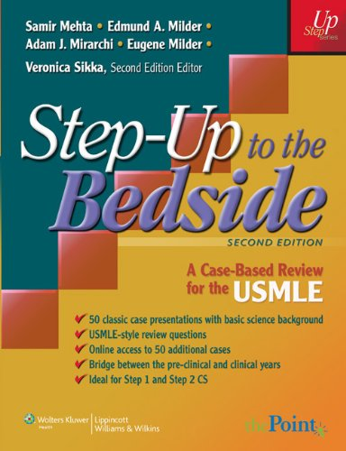 9780781779647: Step-Up to the Bedside: A Case-Based Review for the USMLE (Step-Up Series)