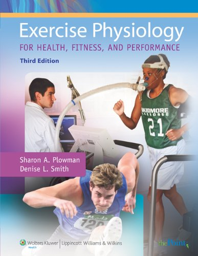 9780781779760: Exercise Physiology for Health, Fitness, and Performance