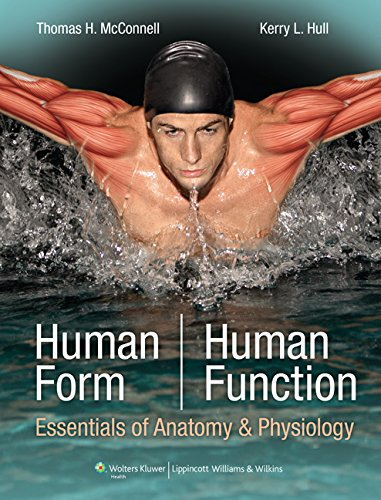 Human Form, Human Function : Essentials of: Thomas H. McConnell;
