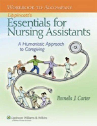 9780781780407: Workbook to Accompany Lippincott's Essentials for Nursing Assistants (Point (Lippincott Williams & Wilkins))