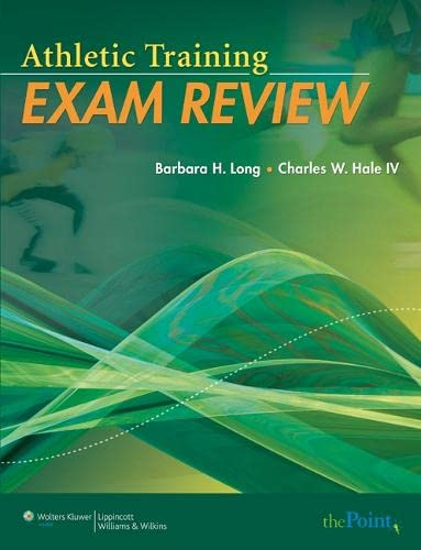 9780781780520: Athletic Training Exam Review