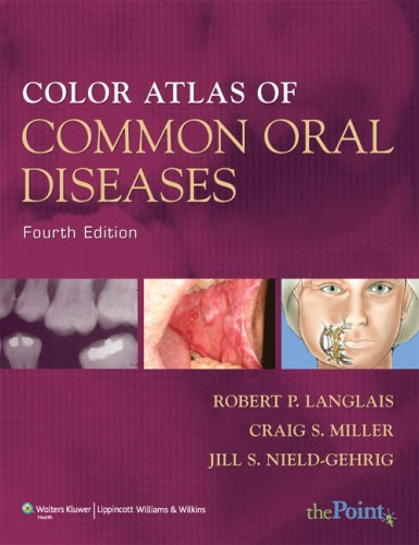 Color Atlas of Common Oral Diseases: Robert P Langlais,