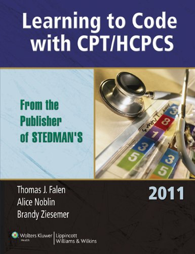 9780781781206: Learning to Code with CPT/HCPCS 2011
