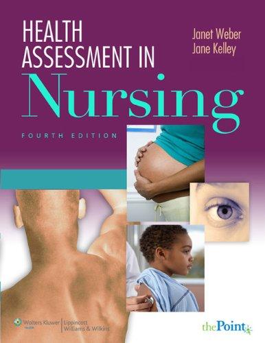 9780781781602: Health Assessment in Nursing