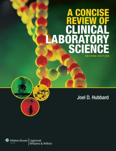 9780781782029: A Concise Review of Clinical Laboratory Science