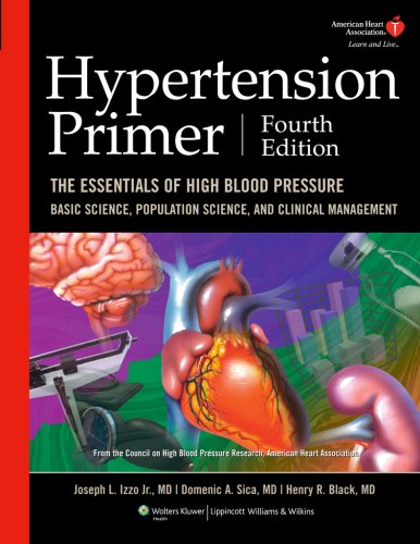 9780781782050: Hypertension Primer: The Essentials of High Blood Pressure - Basic Science, Population Science, and Clinical Management
