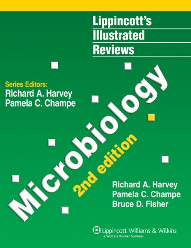 9780781782159: Microbiology (Lippincott Illustrated Reviews Series)