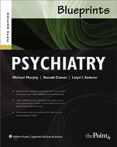 9780781782531 blueprints psychiatry blueprints series abebooks 9780781782531 blueprints psychiatry blueprints series malvernweather Gallery