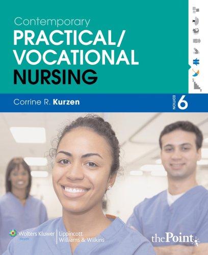9780781782692: Contemporary Practical/Vocational Nursing
