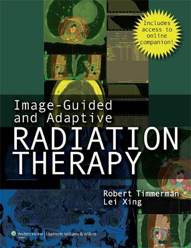 9780781782821: Image-Guided and Adaptive Radiation Therapy