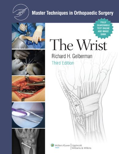 9780781783392: Master Techniques in Orthopaedic Surgery: The Wrist
