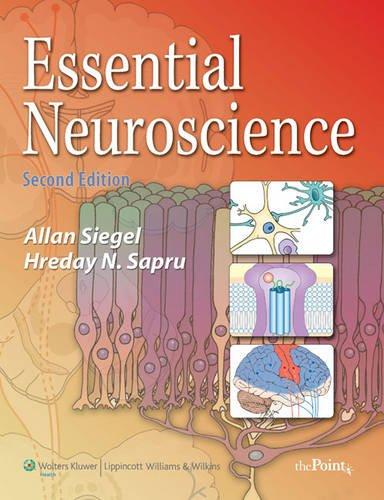 9780781783835: Essential Neuroscience (Point (Lippincott Williams & Wilkins))