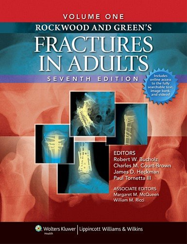 Rockwood, Green, and Wilkins' Fractures: Three Volumes Plus Integrated Content Website (...