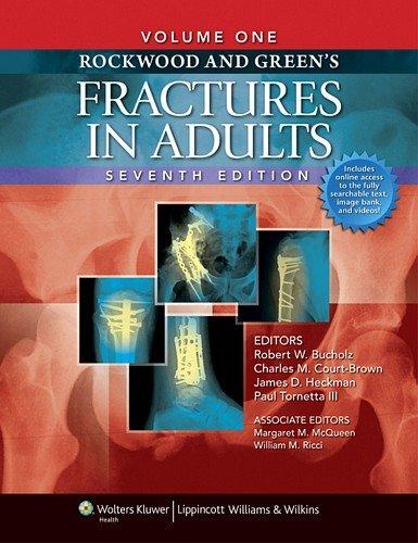 9780781784177: Rockwood, Green, and Wilkins' Fractures: Three Volumes Plus Integrated Content Website (Fractures (Rockwood) (3 Vol. Set))