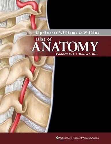 9780781785051: Lippincott Williams & Wilkins Atlas of Anatomy (Point (Lippincott Williams & Wilkins))