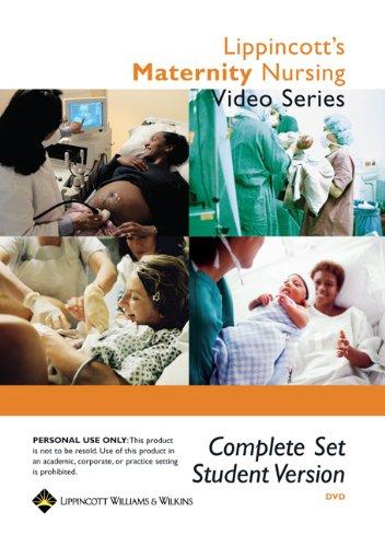 Complete Set Streaming Files (Lippincott's Maternity Nursing: Lippincott Williams &