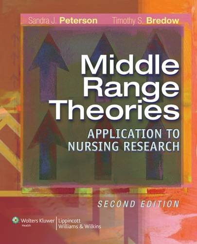 9780781785624: Middle-range Theories: Application to Nursing Research