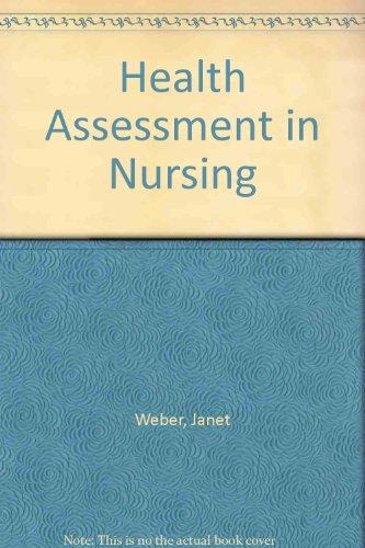 9780781787185: Health Assessment in Nursing