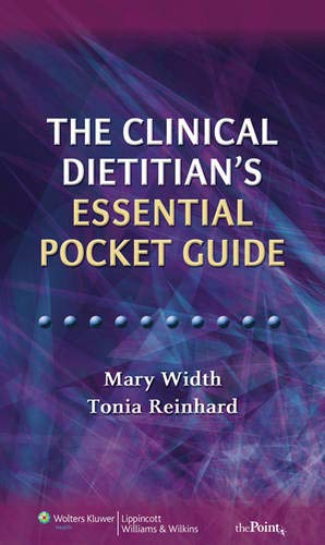 9780781788298: Clinical Dietitian's Essential Pocket Guide