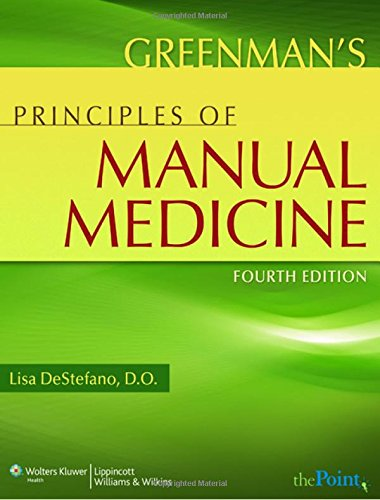 9780781789158: Greenman's Principles of Manual Medicine