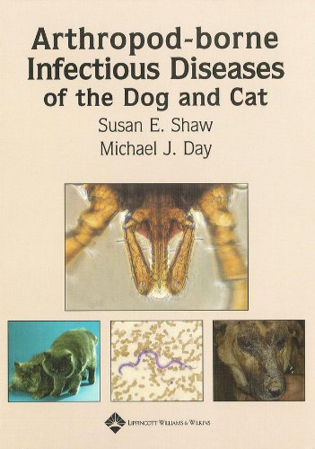 9780781790147: Arthropod-borne Infectious Diseases of the Dog and Cat