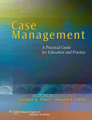 9780781790383: Case Management: A Practical Guide for Education and Practice (NURSING CASE MANAGEMENT ( POWELL))