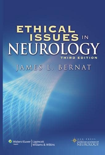 9780781790604: Ethical Issues in Neurology